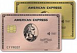 American Express® Gold Card  - Limited Edition Rose Gold, only available until 1/9/2019
