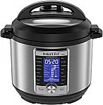 Instant Pot Ultra 6 Qt 10-in-1 Multi-Use Programmable Pressure Cooker $100