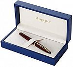 Waterman Carene Amber Shimmer Fountain Pen, Fine Point (S0700860) $90.45