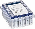 48-Pack Insignia Alkaline Batteries (AA or AAA) $6.30 + Free Shipping