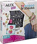 ALEX Toys DIY Wear I Heart Charm Bracelets $8 (Org $22)