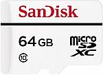 64GB Sandisk High Endurance Video Monitoring Card with Adapter $24.75 (Org $40)