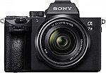 Sony a7 III Mirrorless Camera with FE 28-70 mm Lens + $440 Rakuten Super Points $2198