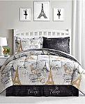 8-Piece Comforter Set (Various Sizes/Styles) $28 (Org $100)