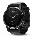 Garmin fenix 5S Sapphire Edition Multi-Sport Training GPS Watch $450