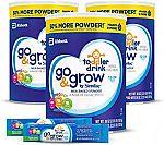 3-Pk 36oz Similac Go & Grow Milk Based Toddler Drink + 2x Stickpacks $46.80