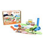Green Toys Tool Essentials Dough Set Activity $11.90