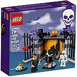 LEGO Seasonal Halloween Haunt 40260 $9