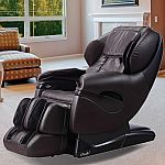 Titan Pro Series Brown Faux Leather Reclining Massage Chair $1529 (45% Off) & More + Free Shipping