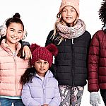 Puffer Jackets $20 (Org $50) + Free Shipping