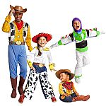 (Today Only) Disney Store - 40% Off Costume