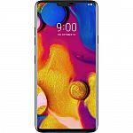 """LG V40 ThinQ 64GB Phone (5 Camera, 6GB Memory, 6.4"""" POLED) + 256GB microSDXC $749 (Pre-Order)"""