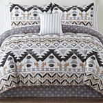 8-PC Home Expressions Complete Comforter Set w/ Sheets $31.49