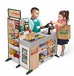 Melissa & Doug Grocery Store + $20 in Kohls cash $102