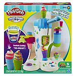 Play-Doh Perfect Twist Ice Cream Playset $10 and more