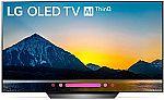 """LG 65"""" 4K HDR Smart OLED TV w/AI ThinQ OLED65B8PUA $1699"""