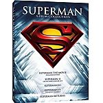 Superman 5 Film Collection (DVD + Digital) $12.60
