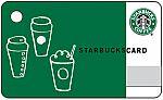 Starbucks - Buy $10 Starbucks eGift Card Get a $5 Bonus (via MasterPass)