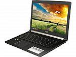 """Acer 17.3"""" Aspire 7 17.3"""" IPS FHD VR Ready Laptop (i7-8750H 16GB 256GB SSD GTX 1060 6GB) $929"""