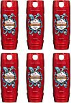6-Pack of 16-oz Old Spice Wild Collection Body Wash (Krakengard) $13.74