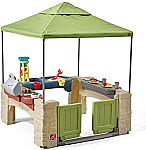 Step2 All Around Playtime Patio with Canopy Playhouse $125