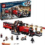 LEGO Harry Potter Hogwarts Express 75955 Building Kit (801 Pieces) $64 and more