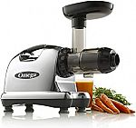 Omega J8006 Nutrition Center Quiet Dual-Stage Slow Speed Masticating Juicer $192