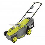 (Today Only!) Sun Joe iON16LM 40 V 16-Inch Cordless Lawn Mower $187 (53% Off & More)