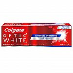 3× Colgate Optic White Whitening Toothpaste 3.5 oz + $5 Target Gift Card for $9.33