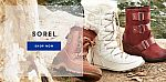 Sorel Shoes Up to 60% Off