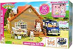 Calico Critters Lakeside Lodge Gift Set $53 (org $93)