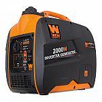 WEN 56200i Super Quiet 2000-Watt Portable Inverter Generator $389