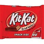 Buy One Get One Free Halloween Candy (Reeses, Kit Kat, Snickers, etc) from $4.69