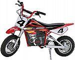Razor MX500 Dirt Rocket Electric Motocross Bike $279 and more