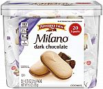 Pepperidge Farm Milano Cookie Tub, 15 Ounce $7 (add-on)