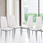 FIRSTBUY 4pcs Modern Dining Chair $66.69