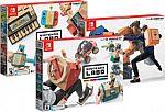 Nintendo Labo kits: 2 for $99