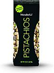 16oz Wonderful Pistachios, Roasted and Salted $4.74