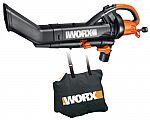 WG505 WORX Electric TriVac Leaf Blower/Mulcher/Vacuum & Metal Impeller $55