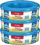3-Pack of 270-Count Playtex Diaper Genie Refill $9.28 or Less