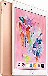 Apple iPad 128GB (2018 Model) $355