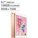 128GB Apple iPad (2018) $350 (Costco Member Only)