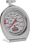 Rubbermaid Commercial FGTHO550 Stainless Steel Oven Monitoring Thermometer $5 (org $17)