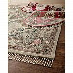 Area Rug Clearance: Home Decorators Imperial Shell Beige 2 ft. x 3 ft. Area Rug  $11.60 and more