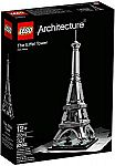 Select Lego Architecture Sets 25% - 30% off