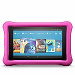 16GB Fire 7 Kids Edition Tablet $50 (with MasterPass checkout)