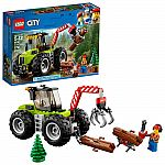 LEGO City Forest Tractor 60181 $15.19 and more + $10 Gift Card w/$50 Lego purchase