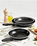 "Tools of the Trade 8"", 9"" & 11"" Fry Pan Set $4.99 After $10 Rebate + Free Shipping on $25"