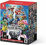 Super Smash Bros. Ultimate Limited Edition - Nintendo Switch $139.99