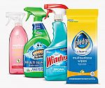 Spend $15+ on Household Cleaning, Tools or Dish Care Items, Get $5 Gift Card